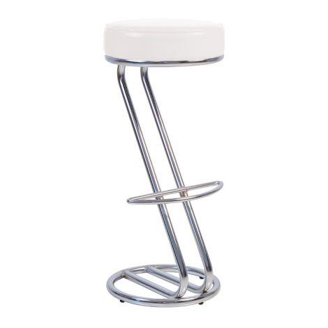 Крісло ZETA hoker chrome